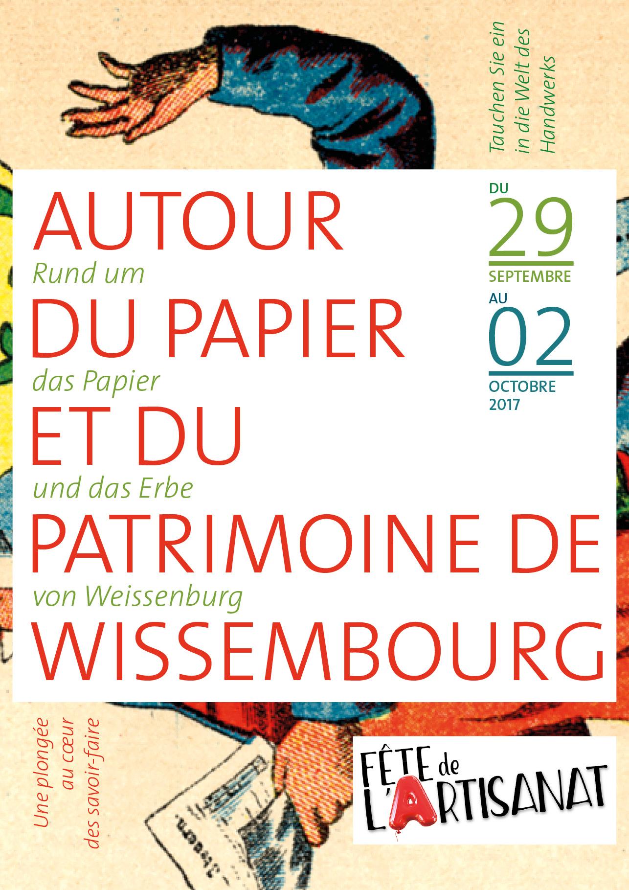 Autour du Papier et du Patrimone de Wissembourg