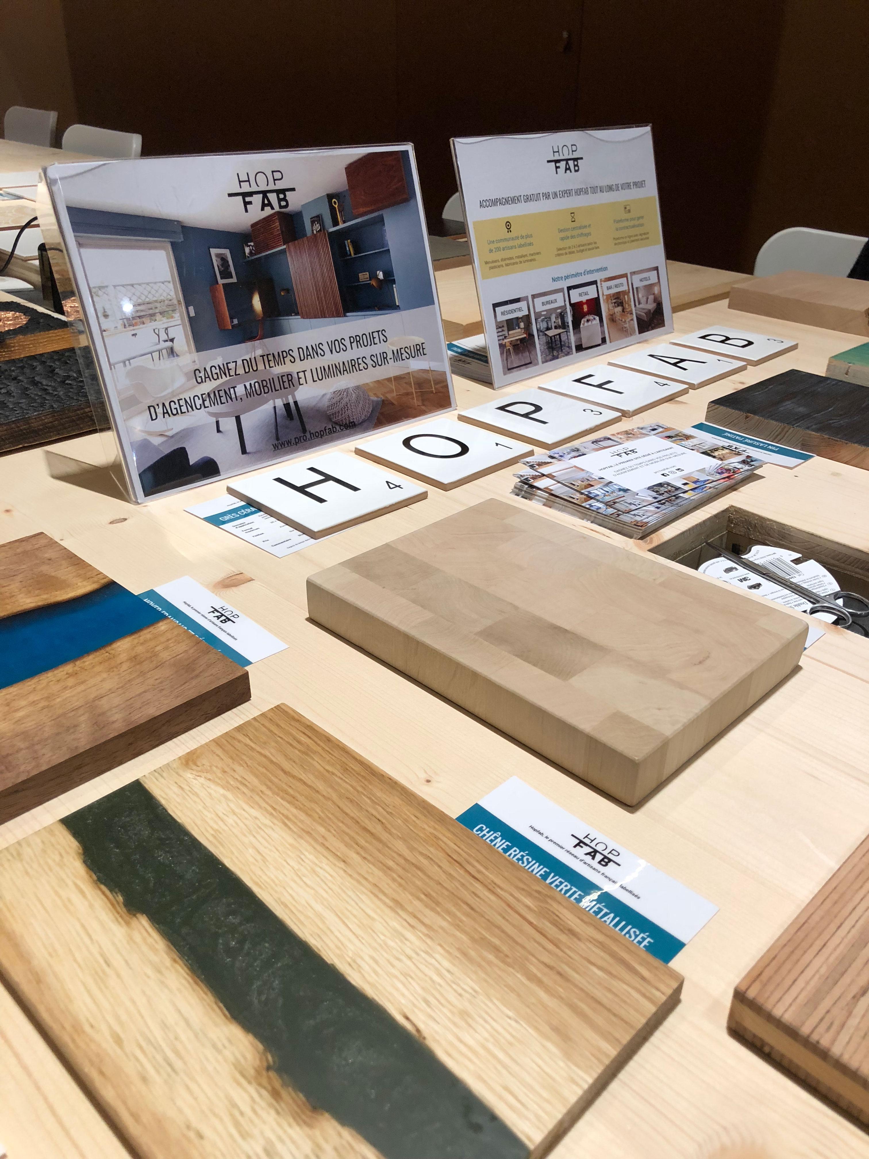 Hopfab invite Continuum à Maison & Objet
